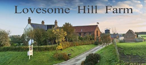 Lovesome Hill Farm Exterior