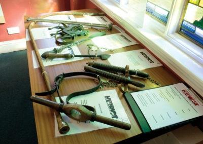 World of James Herriot Veterinary Instruments