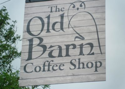 The Old Barn Coffee Shop