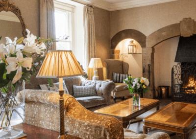 Burgoyne Hotel Lounge
