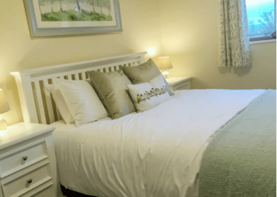 Morndyke Annexe Double Bedroom