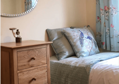 Morndyke Annexe Single Bedroom