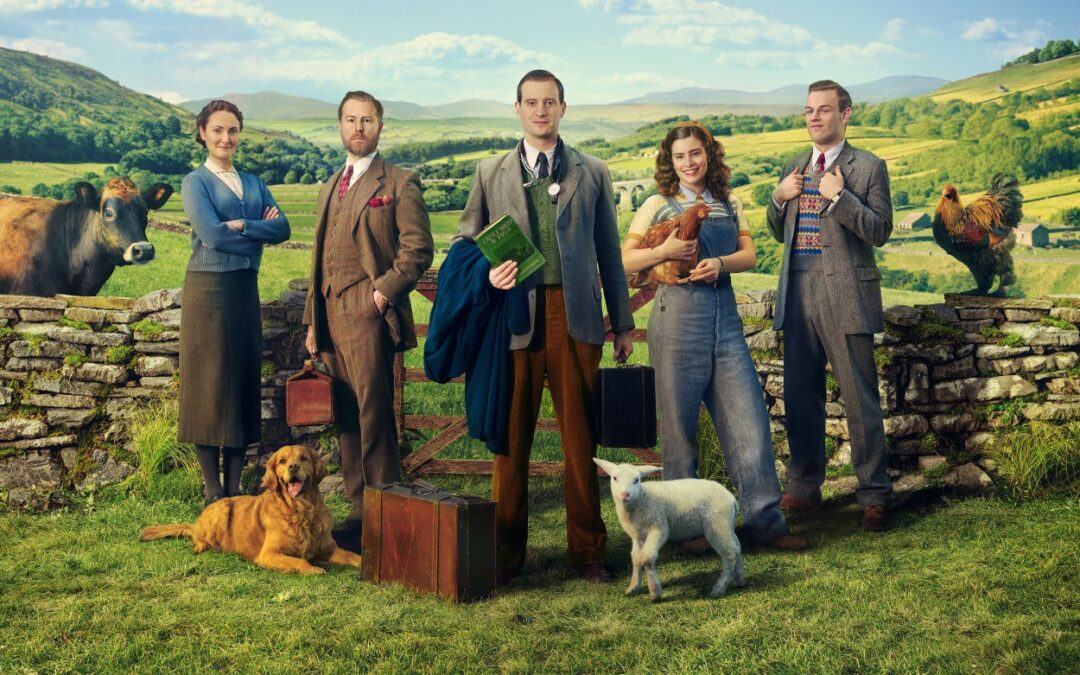 All Creatures Great and Small Series Two Underway