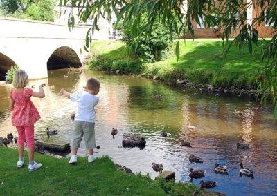 Thirsk River and Bridge