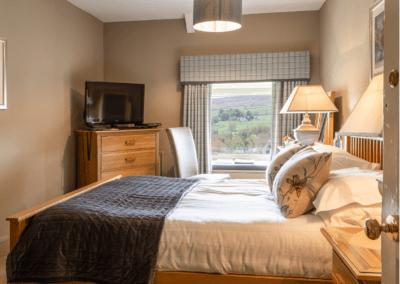 Burgoyne Hotel Bedroom