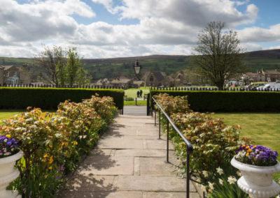 Burgoyne Hotel Garden Path