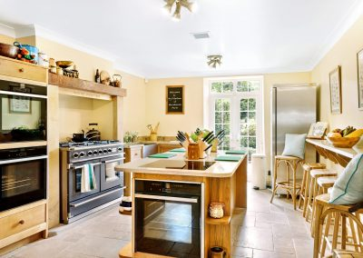 Woodlands Farm Kitchen